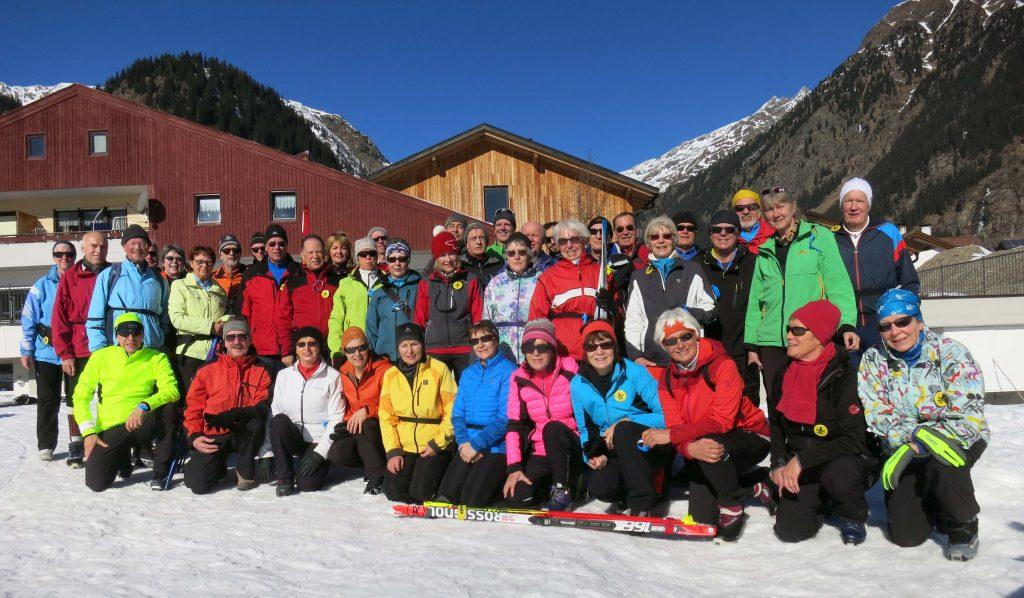 MTV-Skigruppe Südtirol 2017