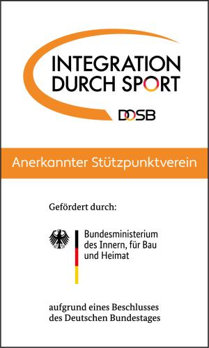 Anerkannter Stützpunktverein Integration durch Sport